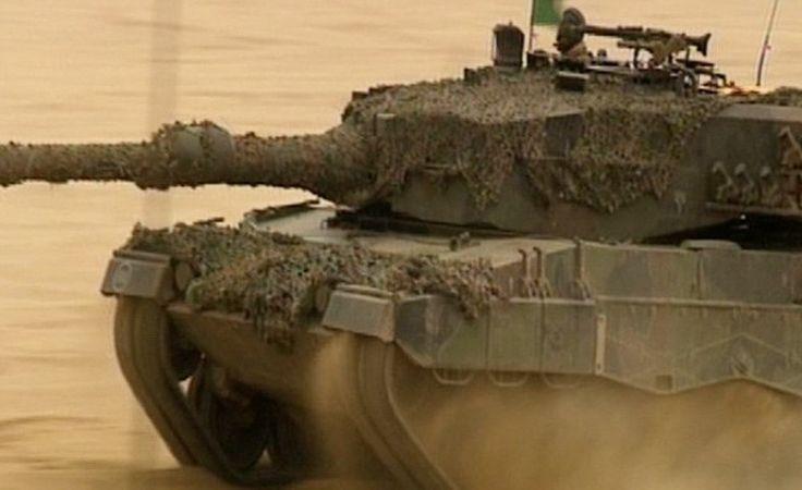 Do miasta przyjedzie ciężki sprzęt amerykańskiej armii