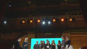 Zwcięzcy Gali 2016 w kategorii szkół ponadgimnazjalnych