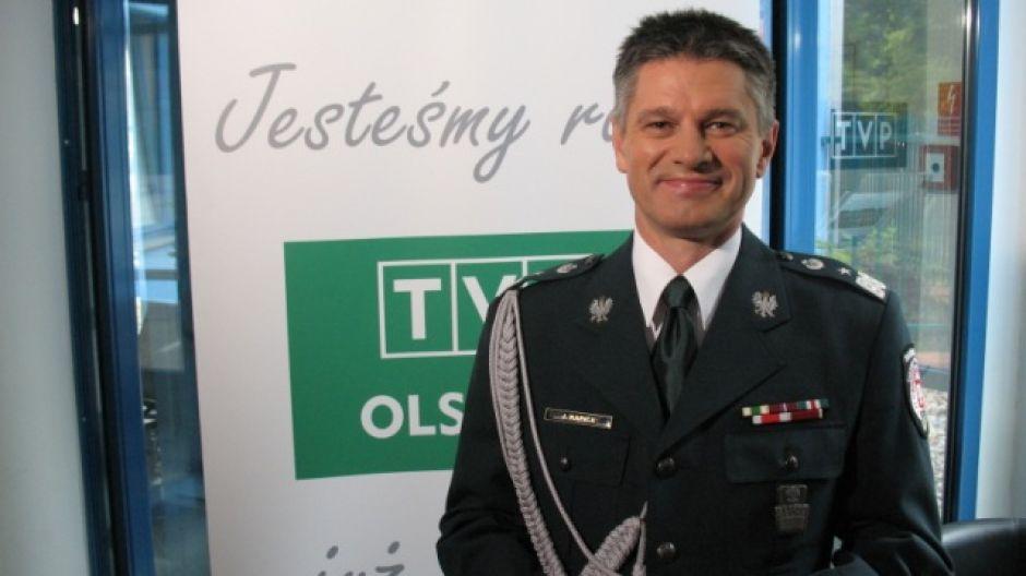 Jacek Kapica, szef służby celnej
