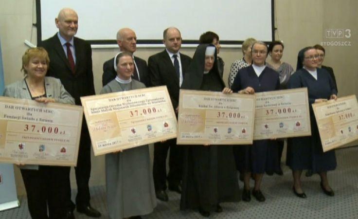 185 tys. z charytatywnego Balu marszałka
