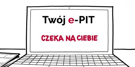 Twój e-PIT czeka na Ciebie animacja