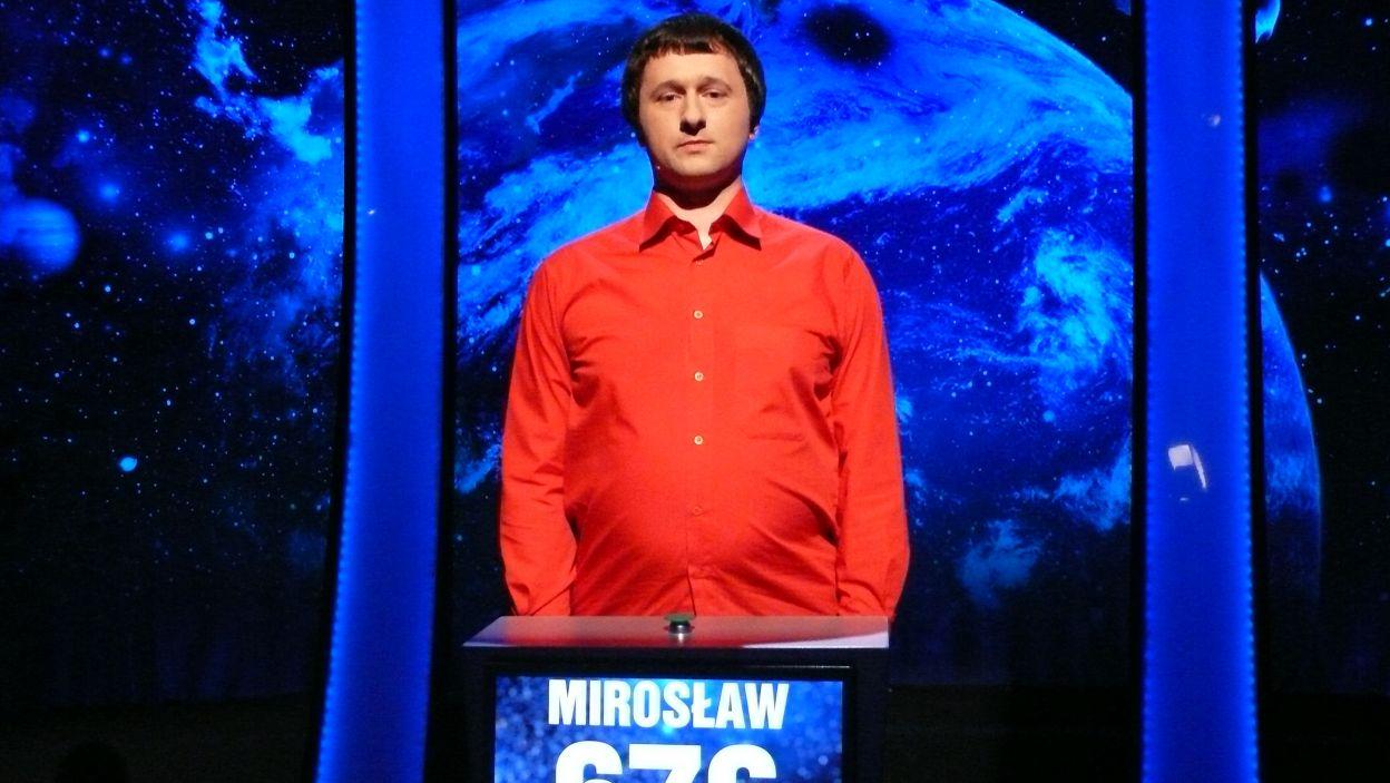 Mirosław Mięsowicz - zwycięzca Wielkiego Finału 99 edycji