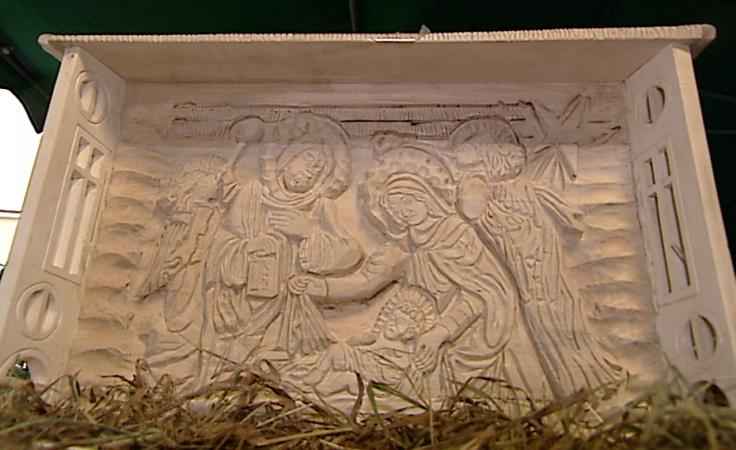 Konkurs szopki bożonarodzeniowej w Przemyślu