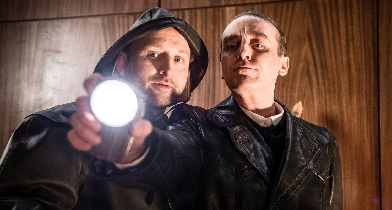 """Spektakl """"Światło w nocy"""" jest jednym z tytułów konkursowych, fot. TVP"""