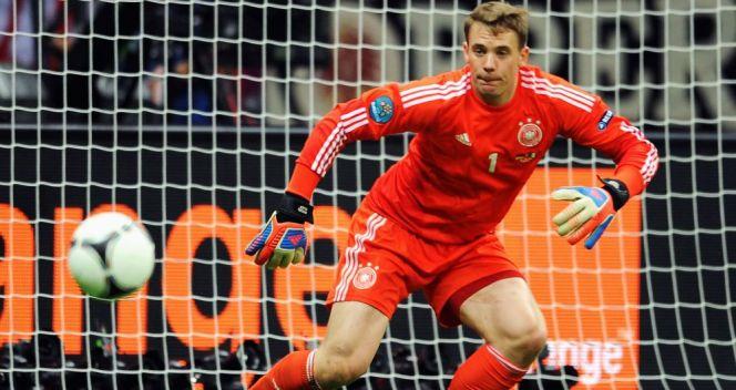 Manuel Neuer – godny następca Olivera Kahna w niemieckiej bramce (fot. Getty Images)