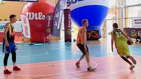 Widowiskowy basket 3x3. Rywalizację wygrała ekipa z Gdańska