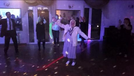 Film od widza: Wyjątkowe 85. urodziny Pani Stanisławy