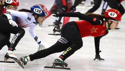 Short track: dwie dyskwalifikacje w finale. Złoto dla Korei Południowej