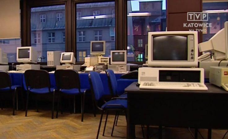 Muzeum Historii Komputerów i Informatyki fot. TVP Katowice