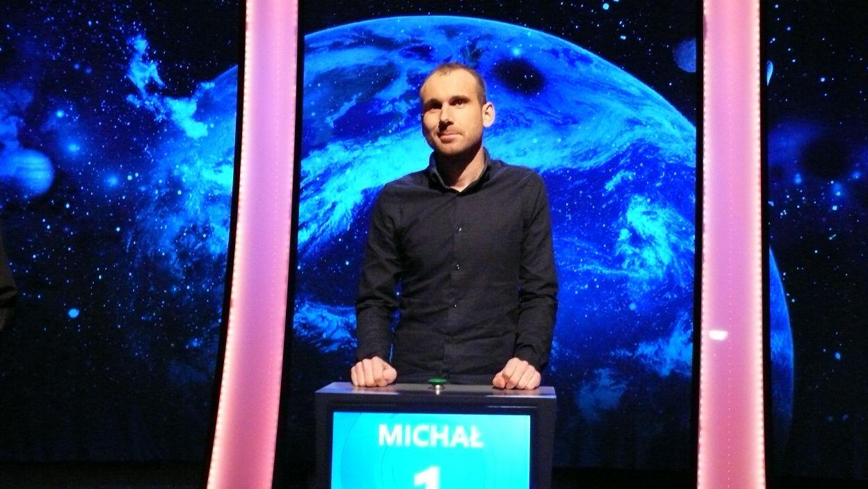 Michał Rudowski - zwycięzca 5 odcinka 110 edycji