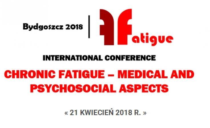 Konferencja FATIGUE