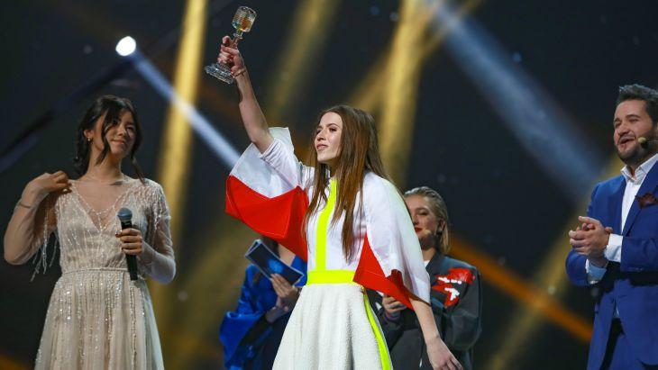 Eurowizja Junior: Powitanie zwyciężczyni!