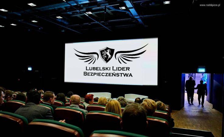 """""""Lubelski Lider Bezpieczeństwa"""" (fot. organizatora)"""