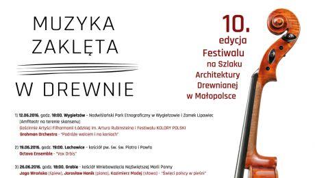 Pod patronatem TVP3 Kraków