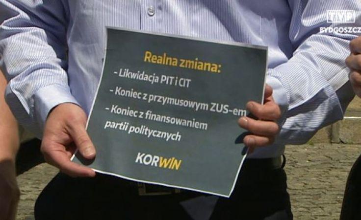 Członkowie KORWIN krytykują pomysł referendum