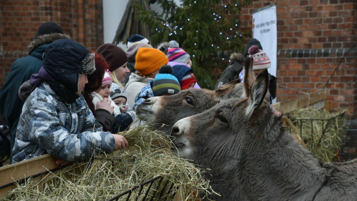W tej akcji tak naprawdę sąsiad pomaga sąsiadowi (fot. TVP)