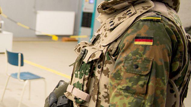 Prokuratura wyjaśnia, że informacja o niemieckich żołnierzach była nieprawdziwa (fot. flickr.com/1GNC Münster)