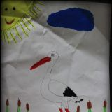 Portrety Bocianów: Kamili Mleczak, 6,5 roku,