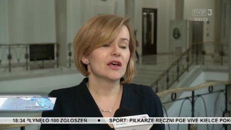 Anna Krupka, poseł Prawa i Sprawiedliwości