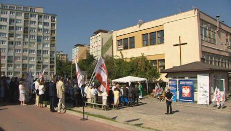 Najdłuższy taki strajk w Polsce. Upamiętniono uczestników