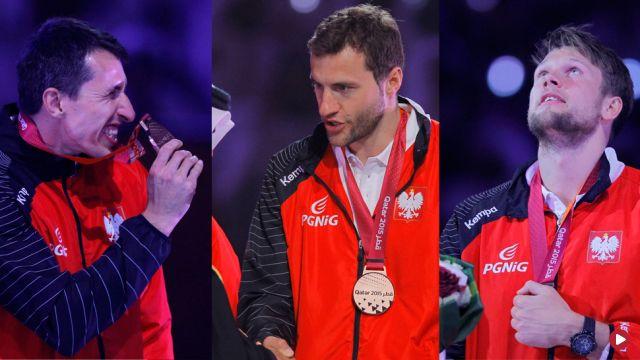 Biało–czerwoni trzecią drużyną świata! Polacy odebrali medale