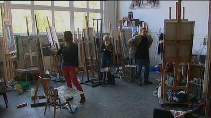 Młodzi artyści