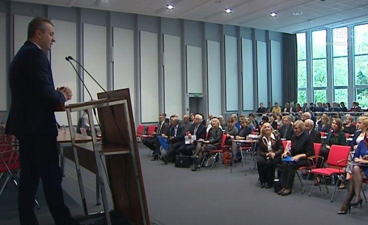 O perspektywach demograficznych regionu kujawsko-pomorskiego dyskutowano w Bydgoszczy