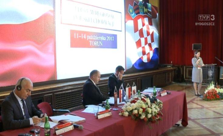 Forum Regionów Polski i Chorwacji w Toruniu