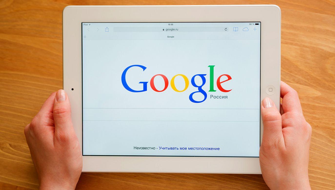 Google podejmuje walkę z rosyjską propagandą (fot. Shutterstock/Your Design )