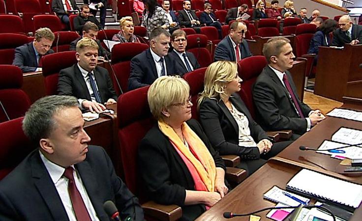 Sejmikowa dyskusja nad projektem nowego budżetu