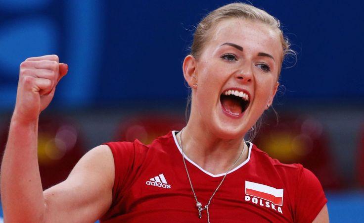 Joanna Wołosz (fot. Getty Images)
