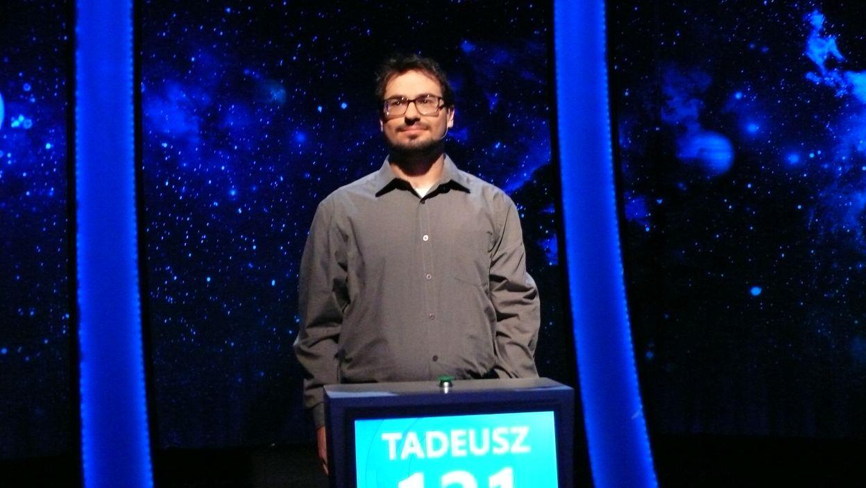Tadeusz Staniewski - zwycięzca 18 odcinka 110 edycji