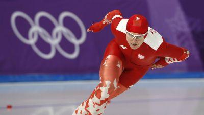 Pjongczang – eliminacje drużyn kobiet na 1500 m w łyżwiarstwie szybkim