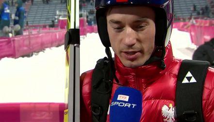 Kamil Stoch: skoki solidne, na dobrym poziomie