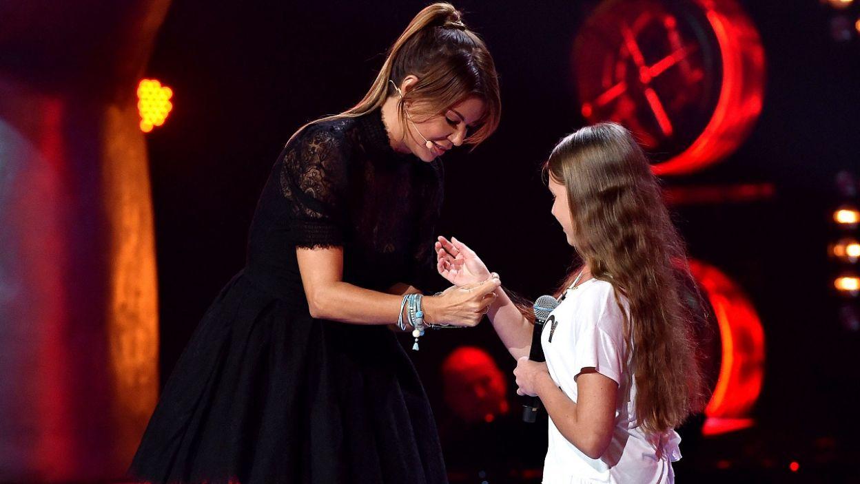 Neilah Vitha zaśpiewała w duecie z Edytą Górniak. Jaką piosenkę wykonały? (fot. TVP/I. Sobieszczuk)