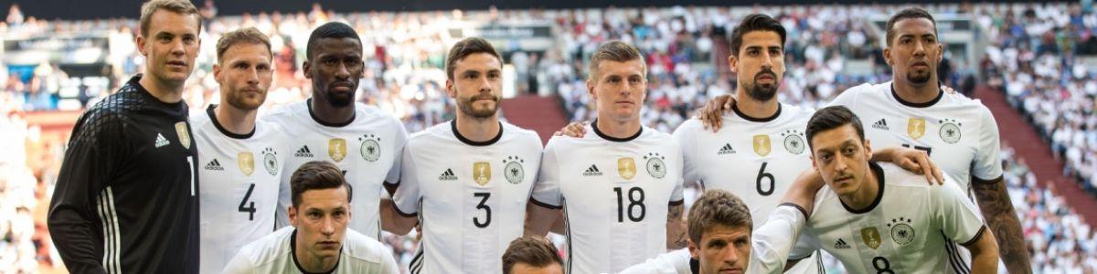 EURO 2016: Niemcy – Włochy