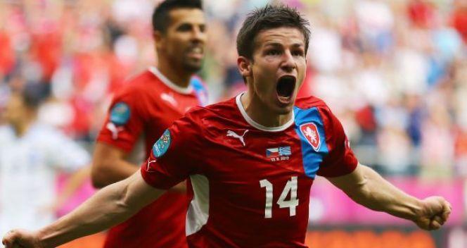 Już po niespełna sześciu minutach gry Czesi prowadzili 2:0 (fot. Getty)
