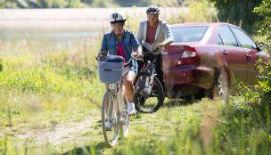 Słońce, rowery i miłość!