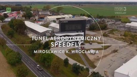 Tunel aerodynamiczny Speedfly