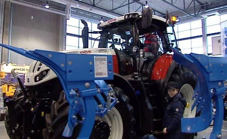 Rolnicy mogą liczyć na zwrot kosztów zakupu nowych maszyn
