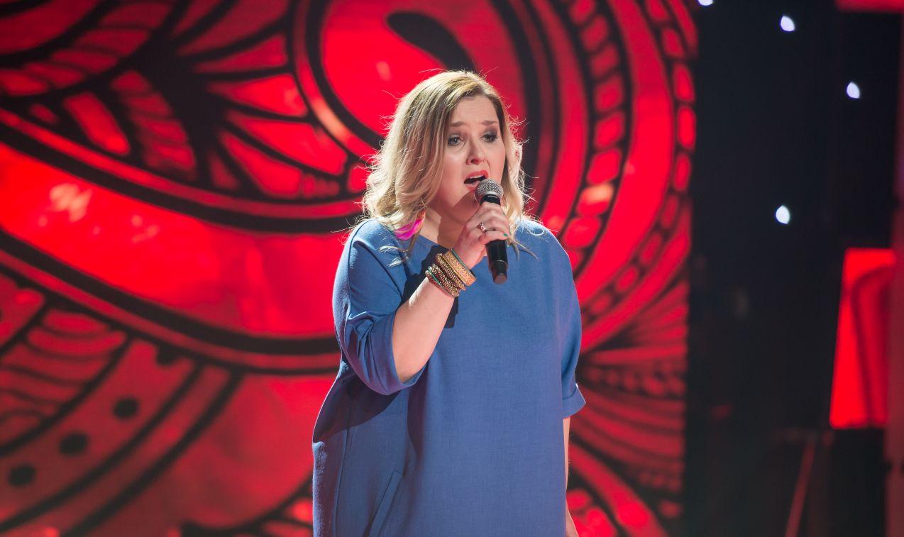 Wielki test uświetnił występ Anny Serafińskiej (fot. J. Bogacz/TVP)