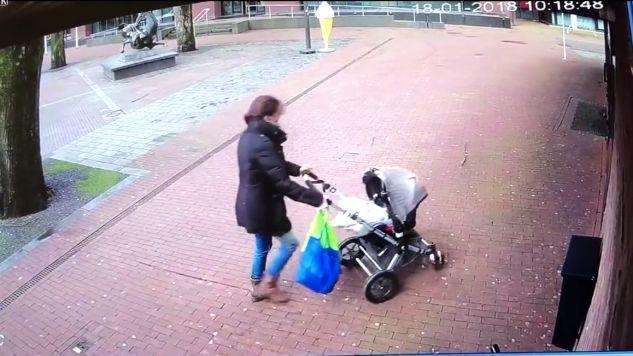 Kobieta miała niesamowite szczęście (fot. youtube/LoViral)