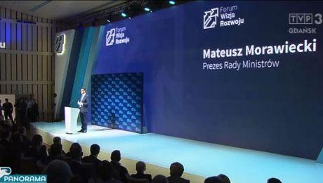 Konferencja Forum Wizja Rozwoju w Gdyni