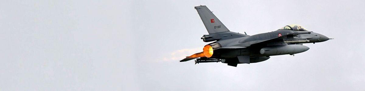 Turcy strącili rosyjski odrzutowiec