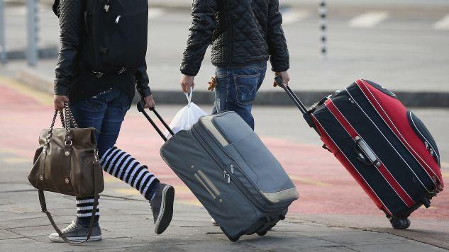 Romowie dostali jeden dzień na zabranie swoich rzeczy (fot. Sean Gallup / Staff / Getty Images)