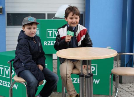 Dzień Otwarty w Telewizji Rzeszów (II)