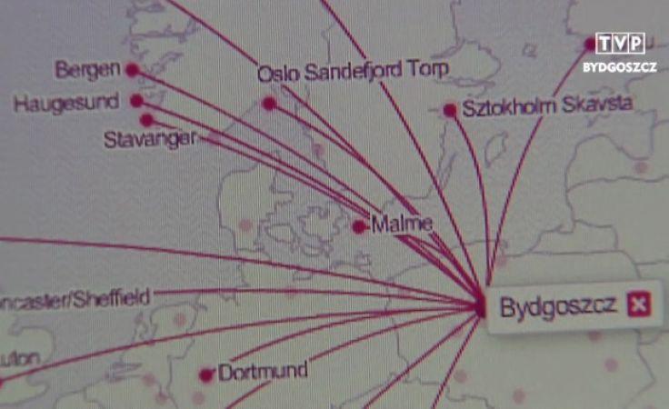 Samoloty WizzAir będą latać z Bydgoszczy