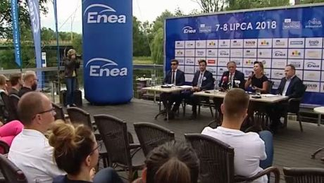 Już 7 i 8 lipca wystartuje kolejny ENEA Bydgoszcz Triathlon