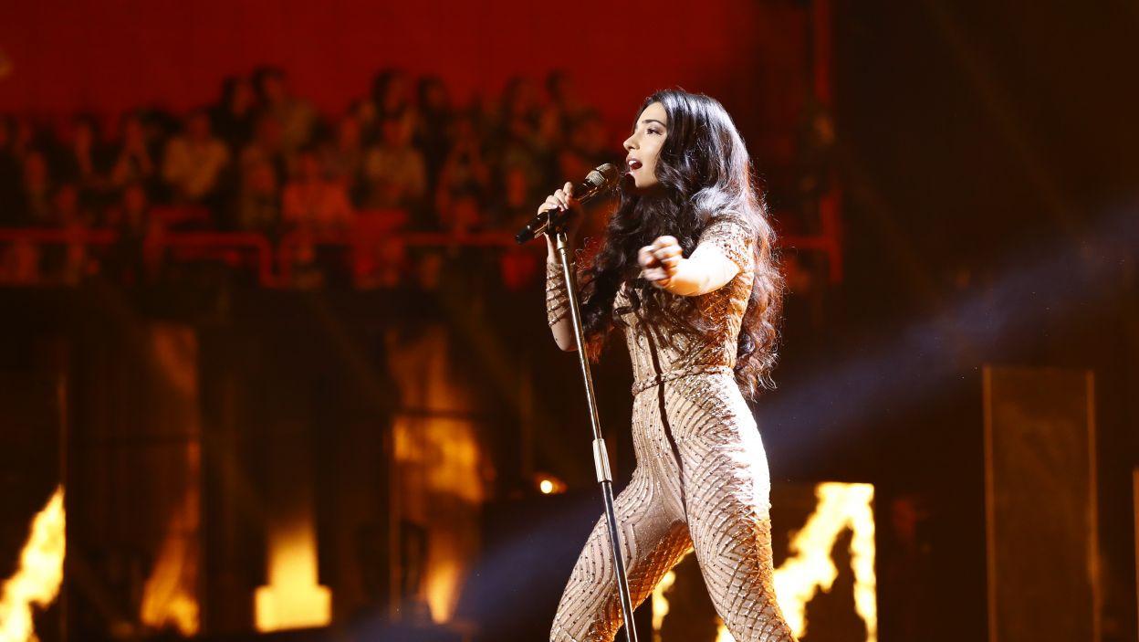 16-letnia Samra z Azerbejdżanu od wielu lat marzyła o występie na Eurowizji (fot. Anna Velikova)