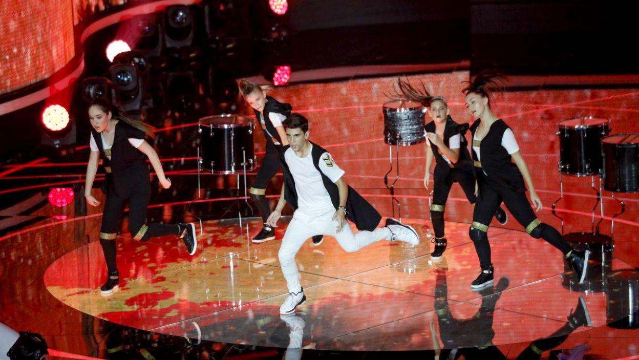 Roztańczony George Michaelides reprezentował Cypr (fot. Andres Putting/EBU)